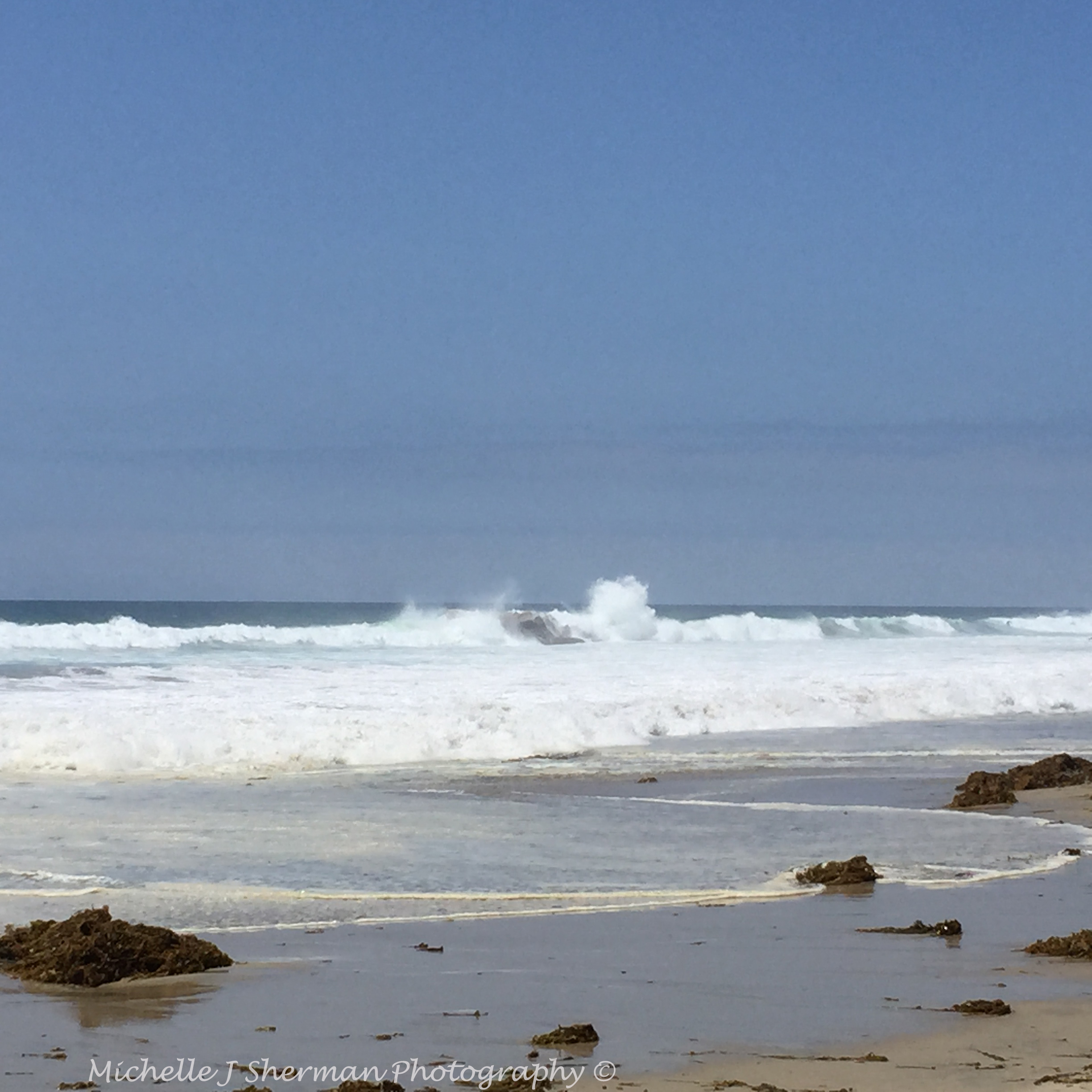 """Mich's Monday Mantra """"Ride Those Big Waves"""""""