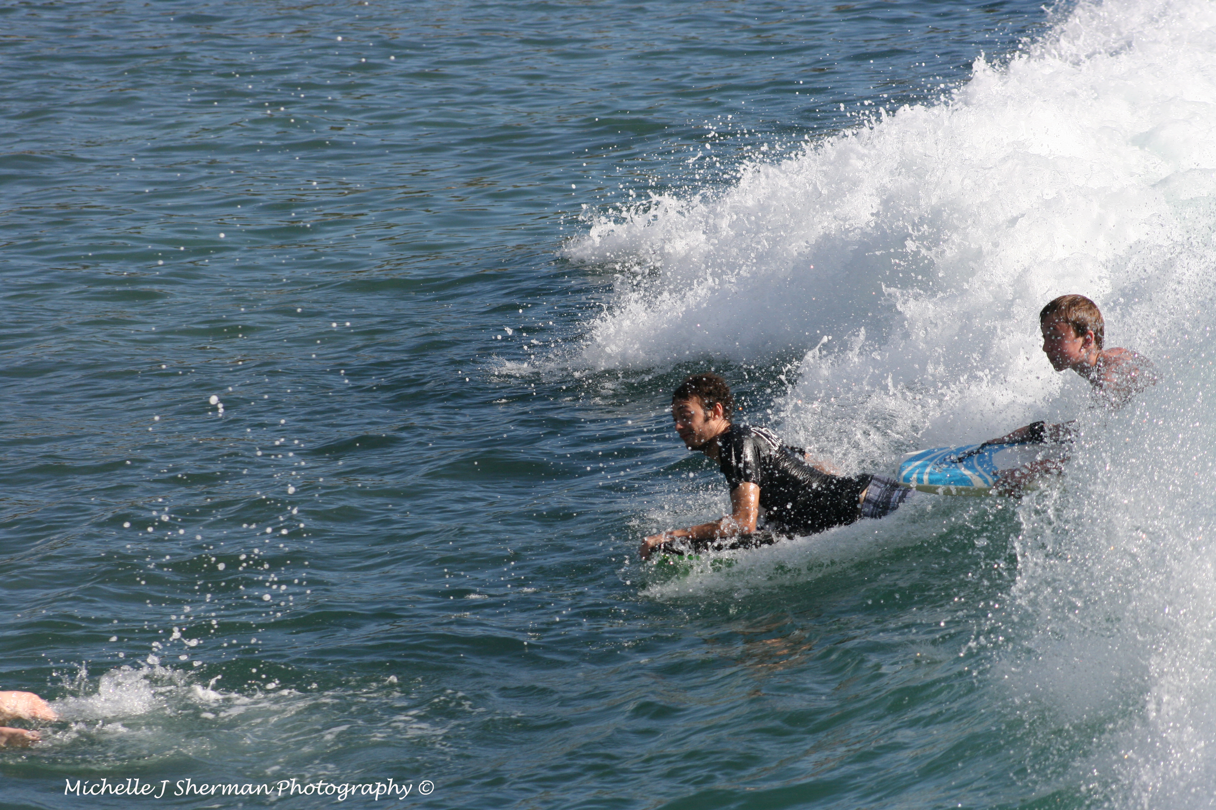 """Mich's Monday Mantra """"Ride The Wave"""""""