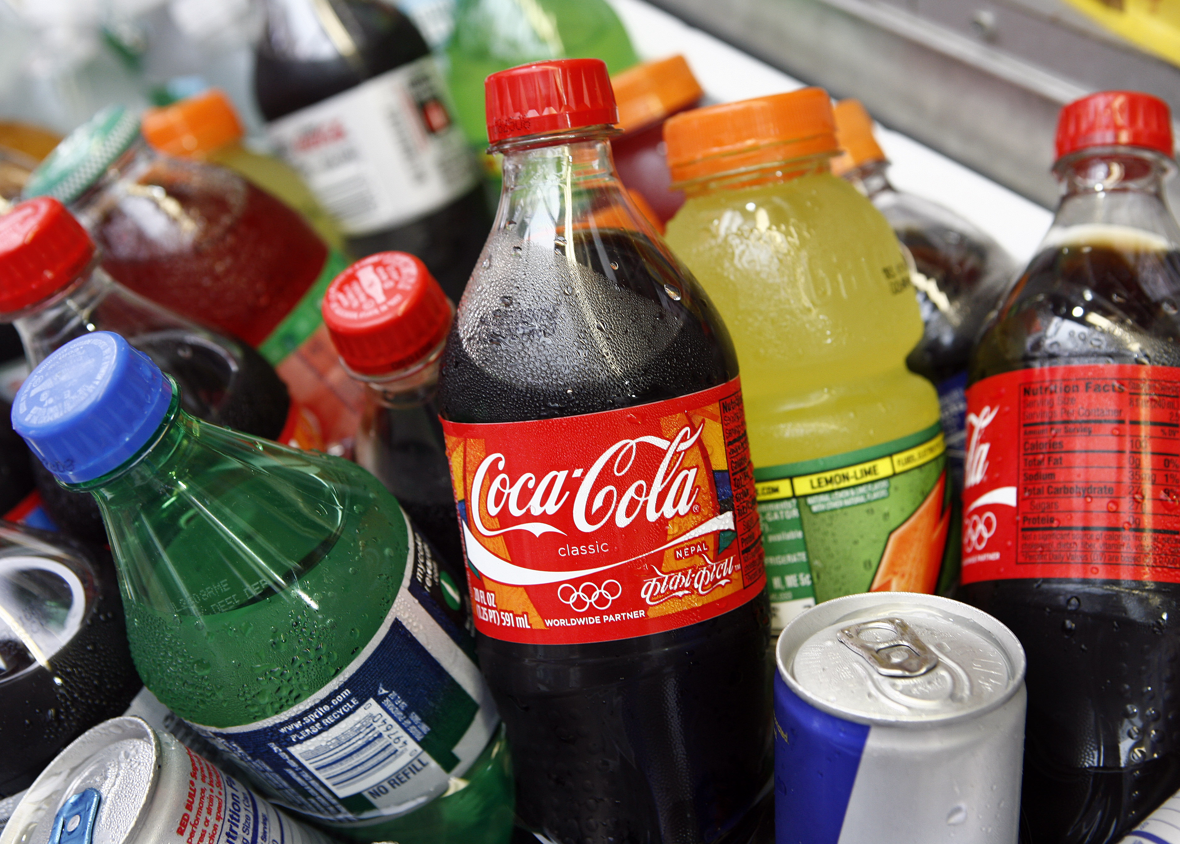 Study Finds Sugary Drinks Linked to 180K Deaths Annually Worldwide