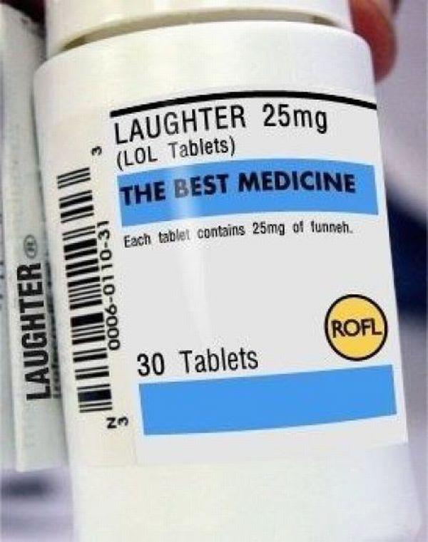 Laughing Until You Die