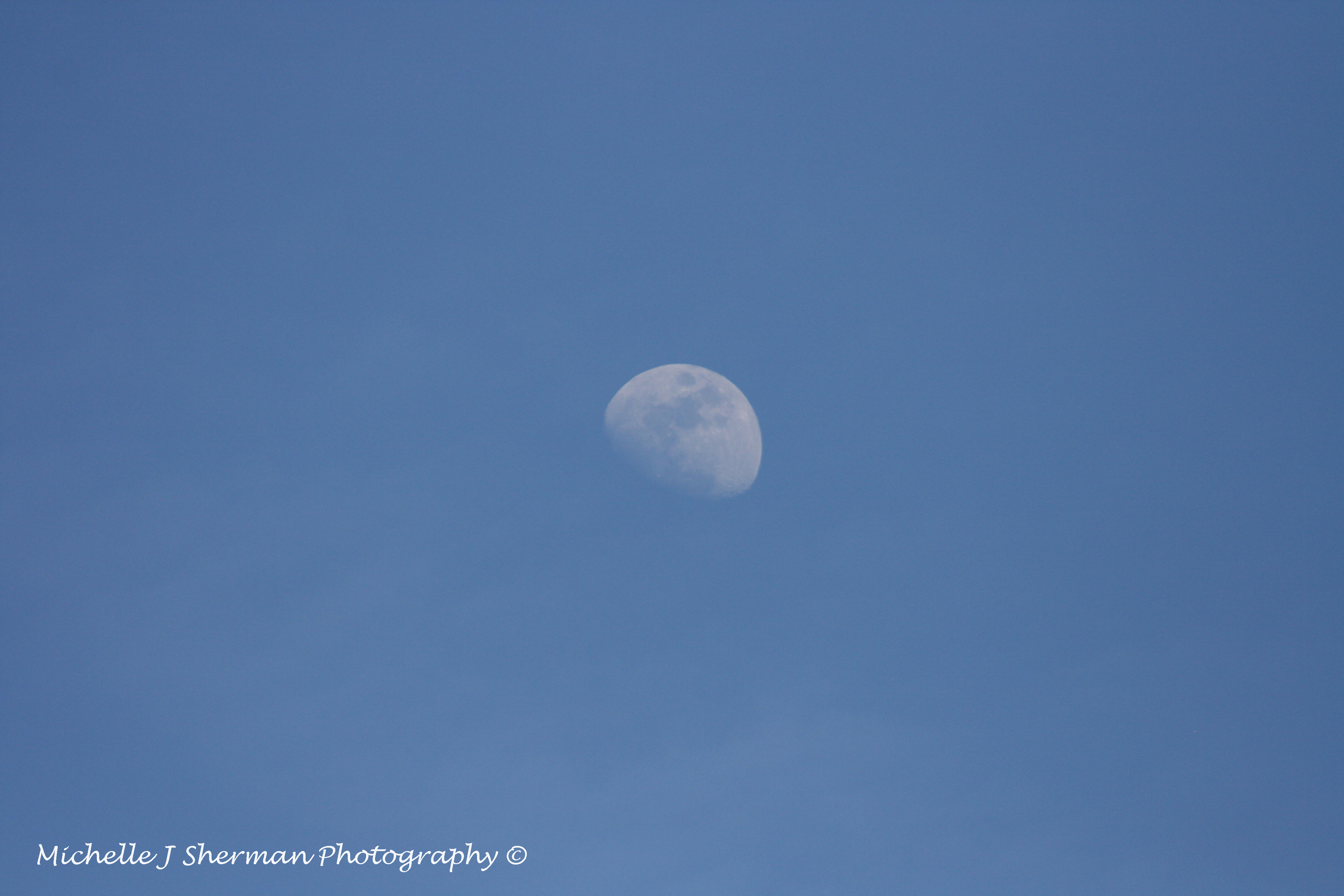"""Foto Friday """"The Man In The Moon"""""""