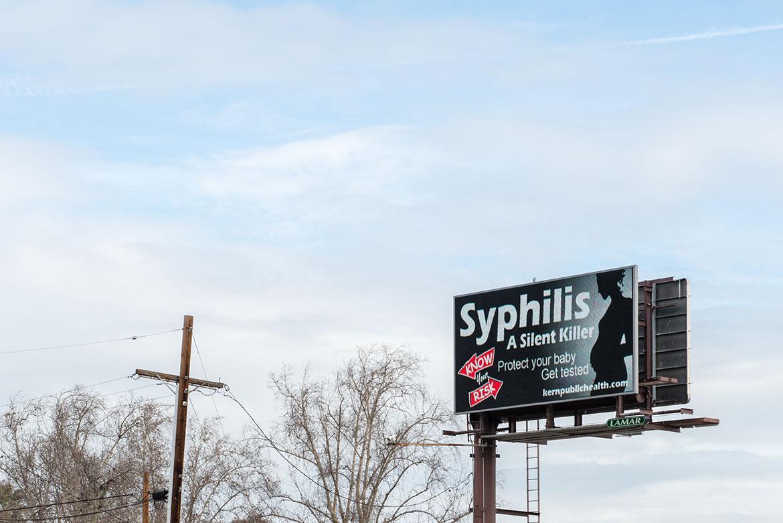 Syphilis Among California Newborns Spikes Amid Broader STD Epidemic