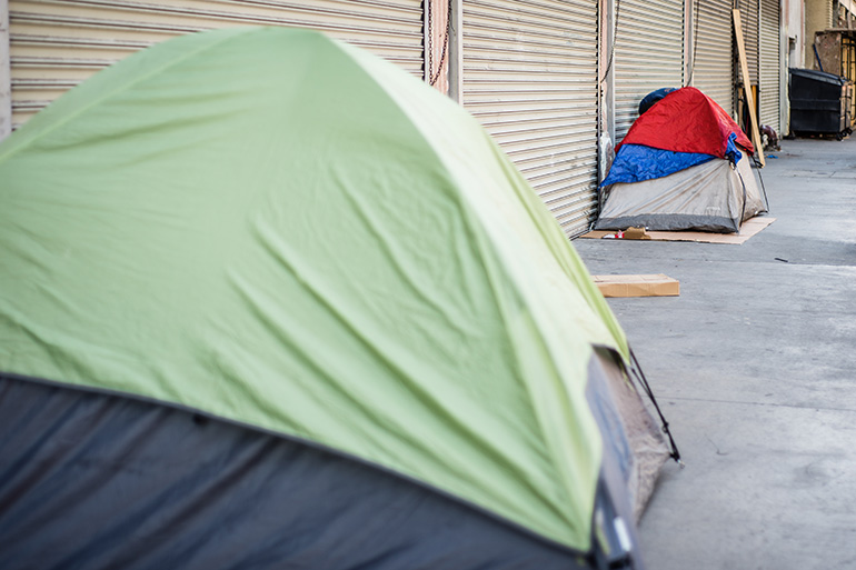 To Save On Medi-Cal Costs, A Bid To Help Homeless Patients With Rent Money