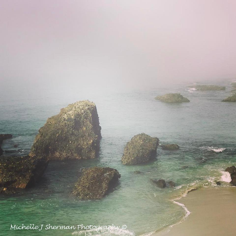 """Foto Friday """"Laguna Beach Fog Mystic"""""""
