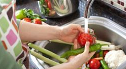 Want an Effective and Inexpensive Way to Wash Your Produce?