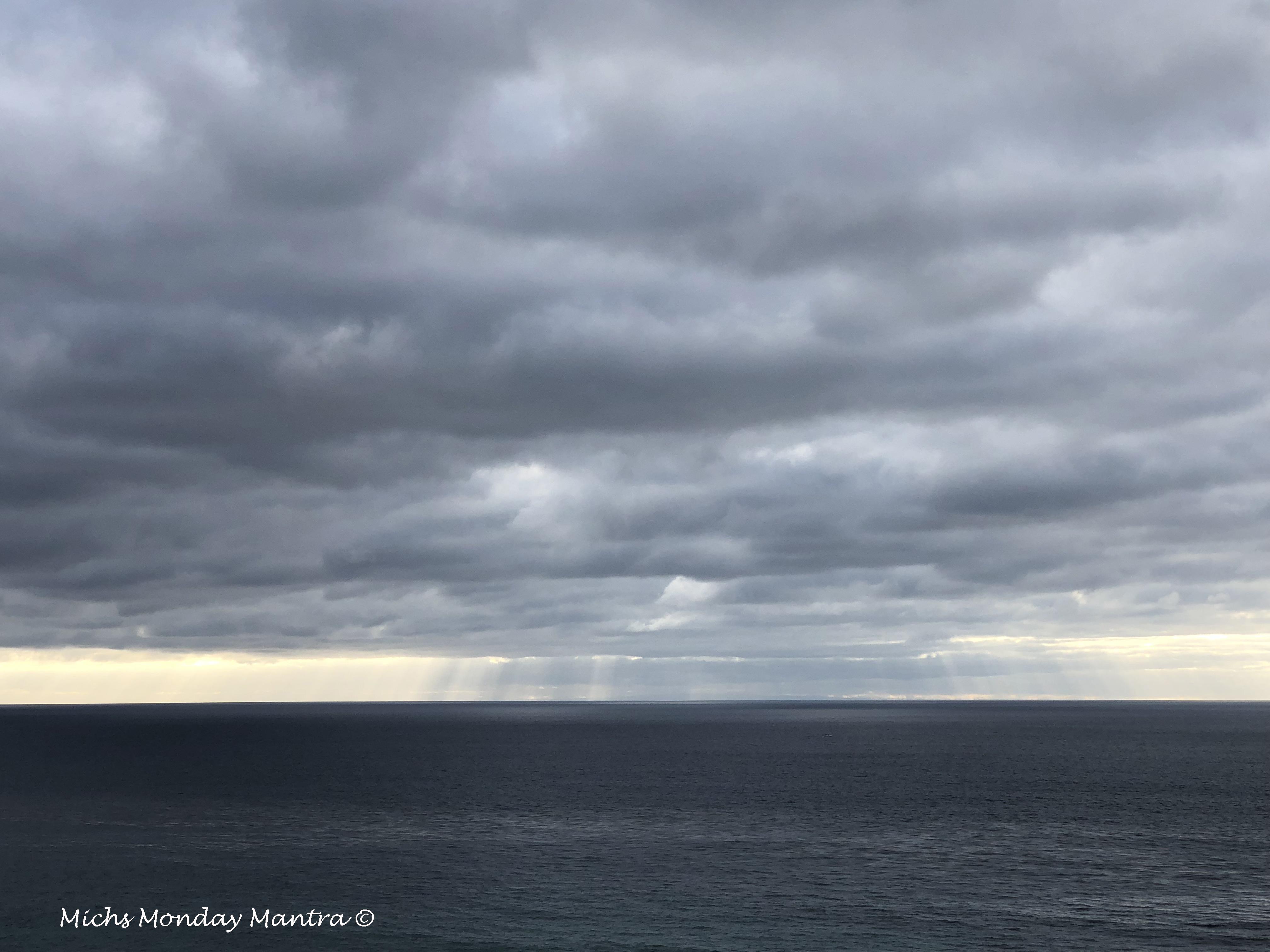 Mich's Monday Mantra- Amazing Grace