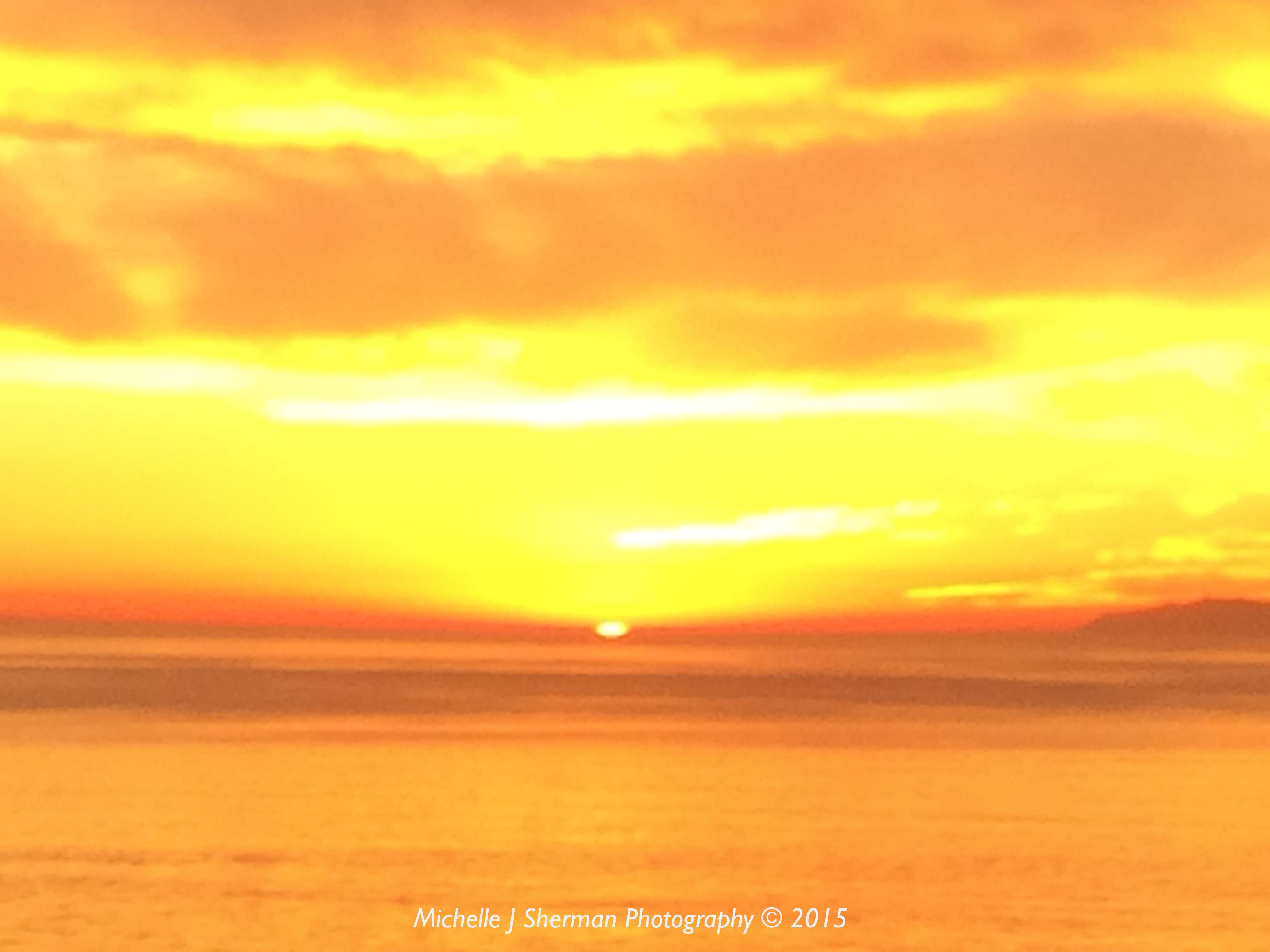 Foto Friday- Dana Point Sunset