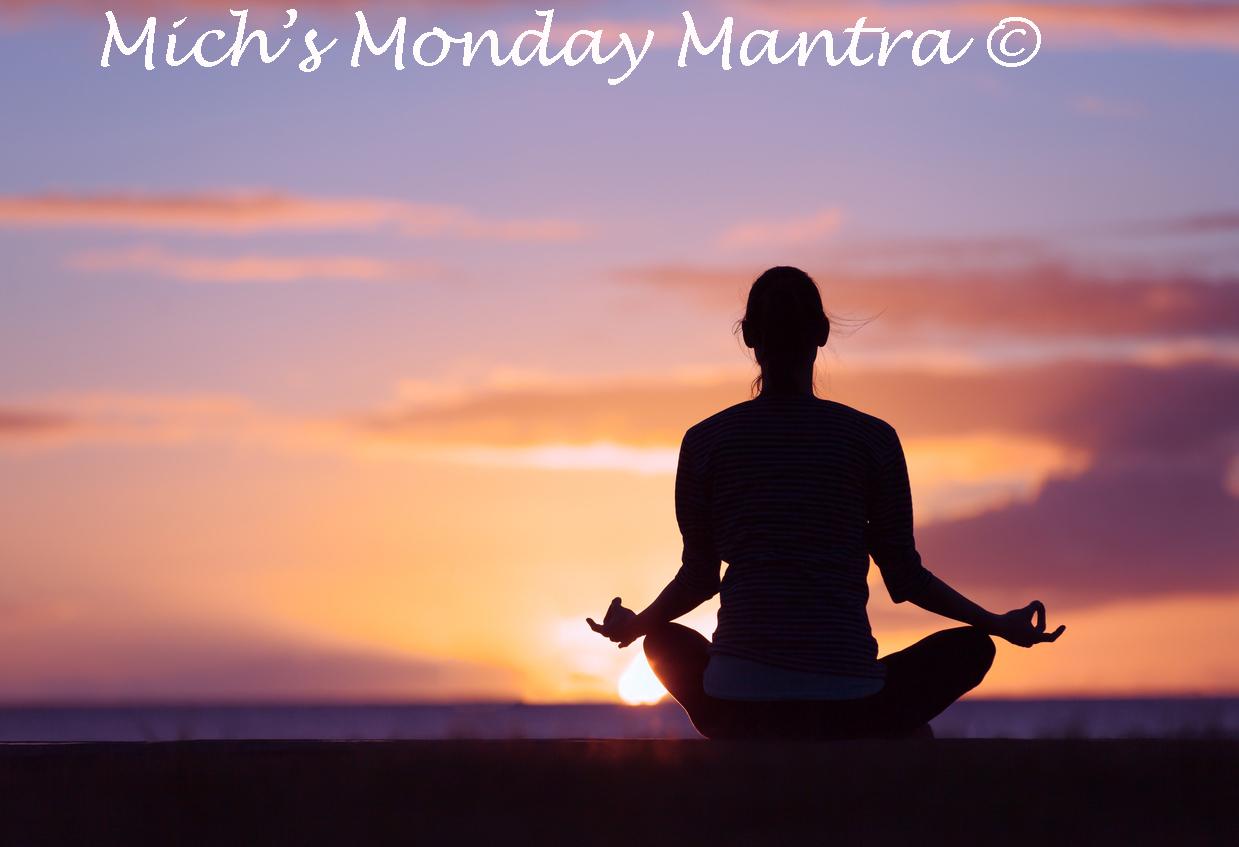 Peace- Mich's Monday Mantra