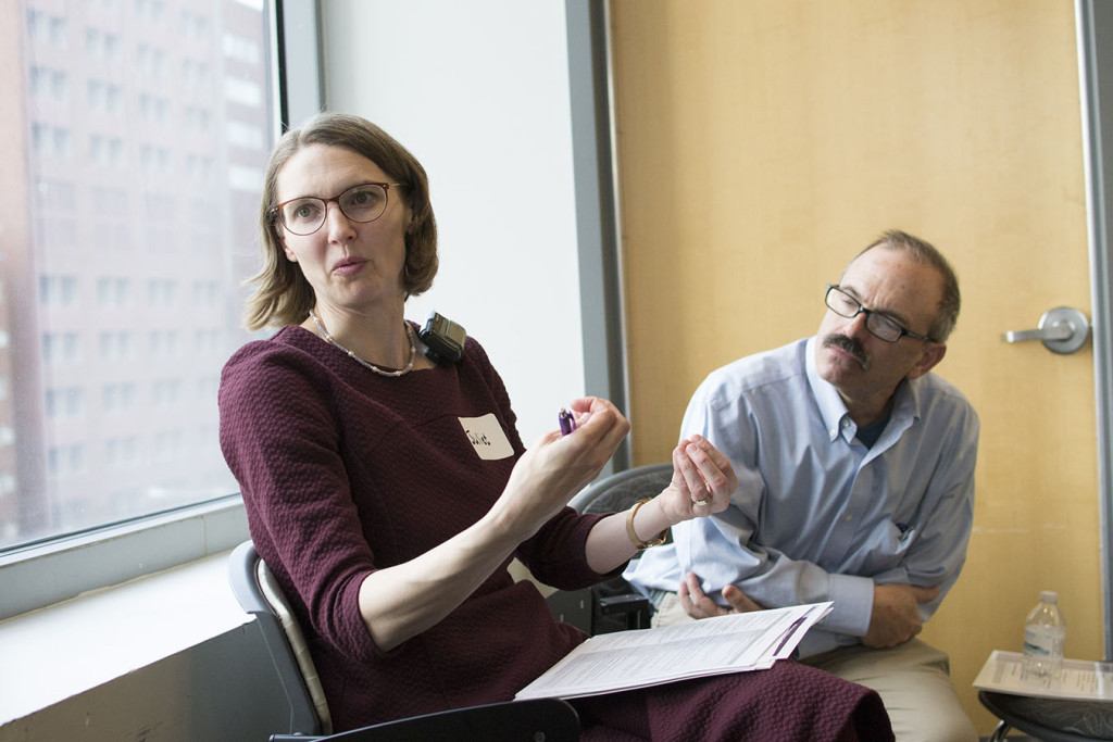 Doctors Learn How To Talk To Patients About Dying