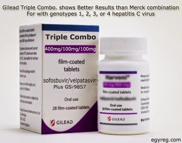 Gilead Triple Combination Cures Easy-To-Treat Hepatitis C Patients In 6 Weeks, But 4 Weeks Is Not Enough