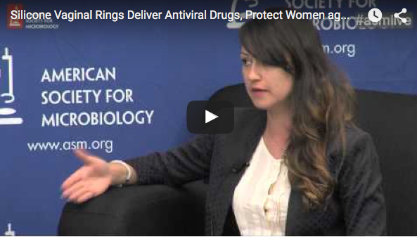ICAAC 2015: Silicone Vaginal Rings Deliver Antiviral Drugs, Protect Women against HIV