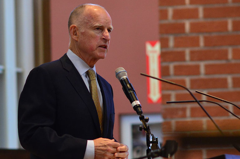 'Not Turning Back': California Governor Vows To Protect State's Health Care