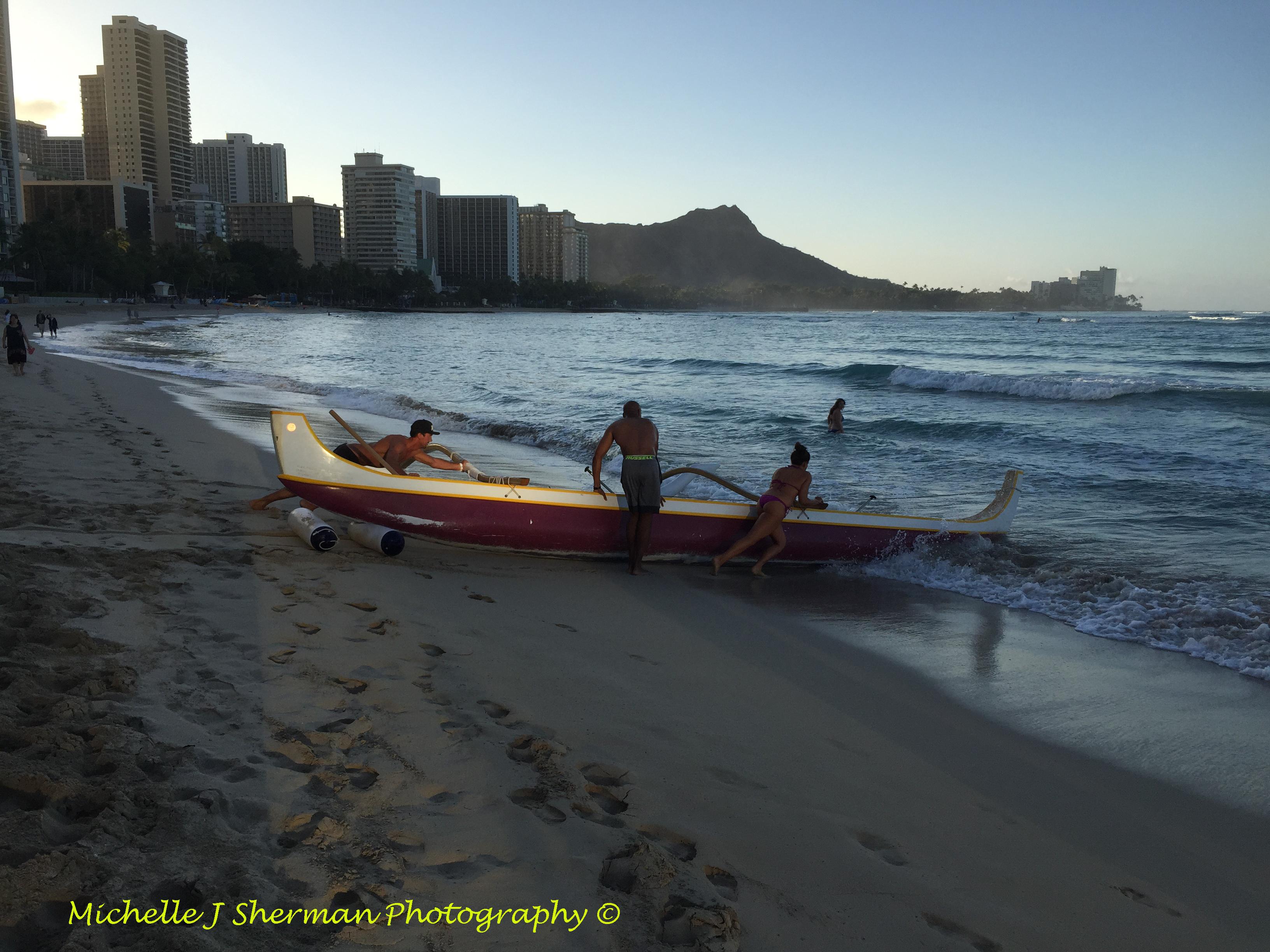 Foto Friday- Honolulu Sunrise