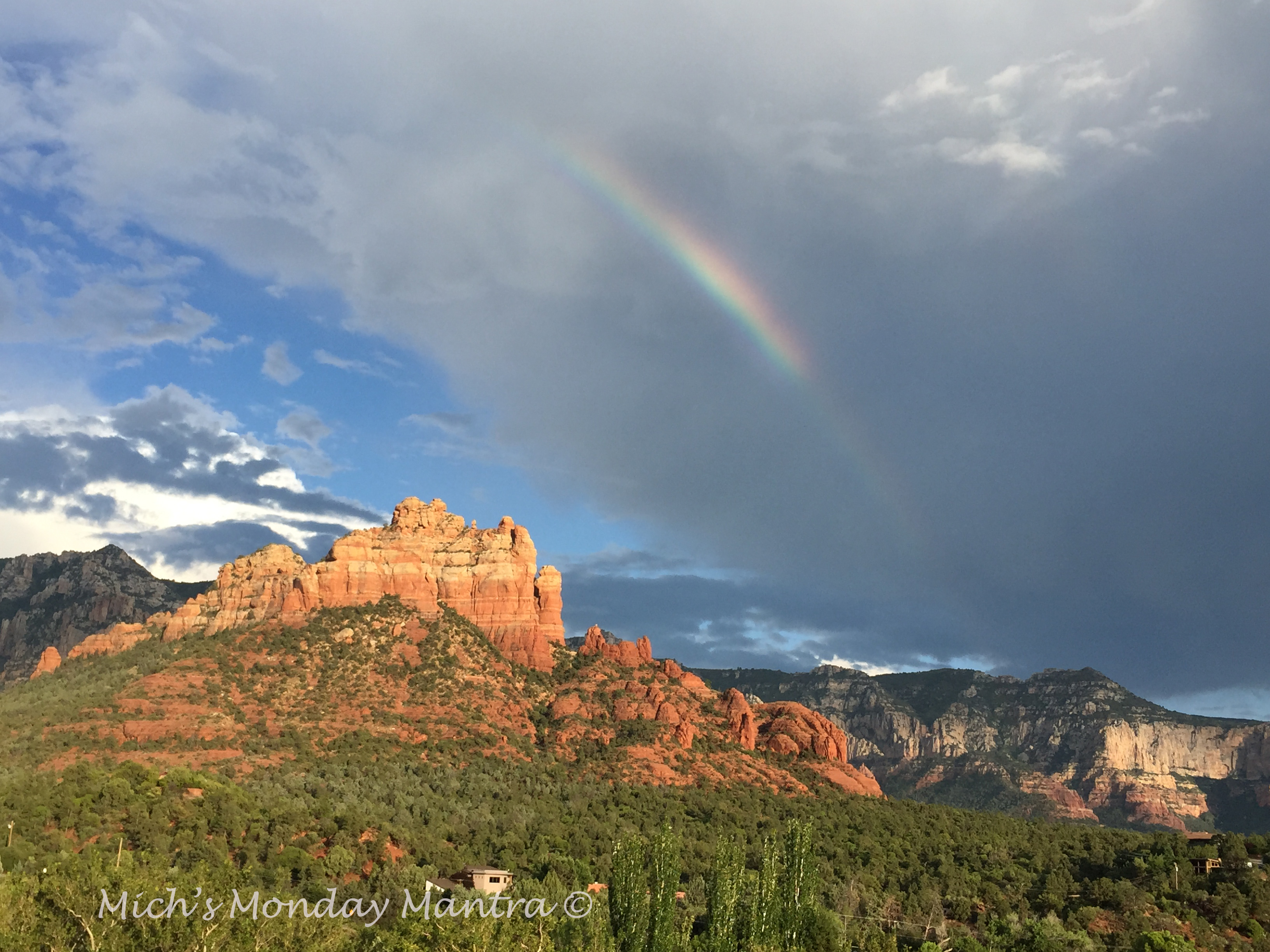 Foto Friday- Rainbows In The Sky